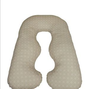 Leachco® Back N' Belly® Chic Contoured Body Pillow